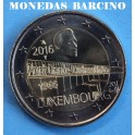 2016 - LUXEMBURGO - 2 EUROS - PUENTE