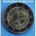 2016 - LITUANIA - 2  EUROS -  BALTICA