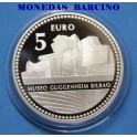 2011 - ESPAÑA - 5 EUROS - GUGGENHEIM