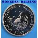 1994 - 2000 PESETAS - ESPAÑA - GARZAS IMPERIALES