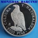 1994 - 5000 PESETAS - ESPAÑA - AGUILA IMPERIAL