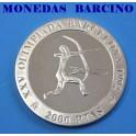 1990 - BARCELONA - 2000 PESETAS - ARQUERO