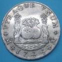 Felipe V. 1744. www.casadelamoneda.com