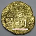 1745- 8 ESCUDOS LIMA PERU- www.monedasbarcino.com