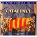 2015 - CATALUNYA - EUROS - BLISTER- PRUEBA
