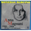 2008 - ITALIA - 5 EUROS -  ANNA MAGNANI