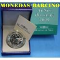 2009 - FRANCIA - 5 EUROS - BOEUF -AÑO DEL  BUEY