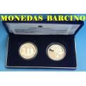2002 - SAN MARINO -5 y 10  EUROS- BIENVENIDO EURO