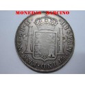 1821 - FERNANDO VII - 8 REALES -GUATEMALA