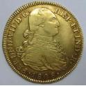 www.monedasbarcino.com. 8 escudos Colombia 1808