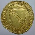 JUAN II- DOBLA DE LA BLANCA - BURGOS-ORO-GOLD