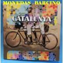 2016 - CATALUNYA - EUROS - BLISTER- PRUEBA