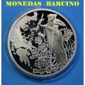 2006 - GRECIA - 10 EUROS- PLATA- PARQUE- ZEUS