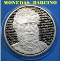 2012 - GRECIA - 10 EUROS- PLATA- ESQUILO