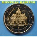 2016 GRECIA  - 2 EUROS - MONASTERIO ARKADI