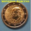2016 GRECIA  - 2 EUROS - DIMITRI MITOPOULOS