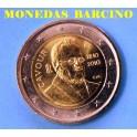 2010 - ITALIA - 2 EUROS - CONDE CAVOUR