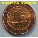 2007 -ITALIA - 2 EUROS - TRATADO DE ROMA