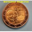 2012 - LUXEMBURGO - 2 EUROS - DUQUES