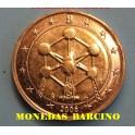 2006 - BELGICA - 2 EUROS-  ATOMIUN