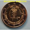 2012 - BELGICA - 2 EUROS- COMPETICION  REINA ELISABETH