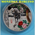 2015 - CHINA - HOROSCOPO -CABALLO COLOR