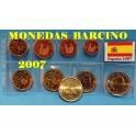 2007 - ESPAÑA - EUROS -  COLECCION - TRATADO DE ROMA