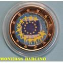 2015 - FINLANDIA - 2 EUROS - BANDERA