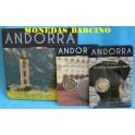 2016 - ANDORRA - 2 EURO -  BLISTER-RADIO Y TELEVISION Y NUEVA REFORMA