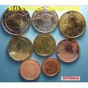 2011 - ESTONIA- EUROS - COLECCION