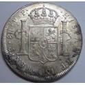 1801 - CARLOS IV - 8 REALES - POTOSI