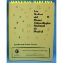 LOS FLORINES -LIBRO - CATALOGO - LOS FLORINES MUSEO ARQUEOLOGICO DE MADRID - ANE.