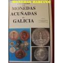 LIBRO-  MONEDAS ACUÑADAS EN  GALICIA - JAIME PAZ - CATALOGO