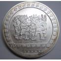 1992 - MEXICO - 10000 PESOS - 5 ONZAS - PIEDRA DE RIZOC - PLATA