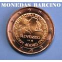 2011- ESLOVAQUIA - 2 EUROS- CONMEMORATIVOS-
