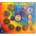 2006 - EUROS - ESPAÑA -CARTERA - OFICIAL-XX Anv.