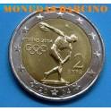2004- GRECIA  - 2 EUROS -OLIMPIADAS DE ATENAS