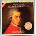 2003 AUSTRIA - EUROS - COLECCION BLISTER