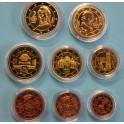 2006 AUSTRIA - EUROS- COLECCION-OFFIZIELLER EURO