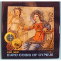 2013 - CHIPRE - EUROS - BLISTER-EURO COINS OF CYPRUS