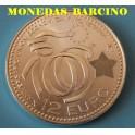 2009 -12 EUROS - X ANV. UNION- ESPAÑA