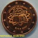 2007 - IRLANDA - 2 EUROS - TRATADO DE ROMA