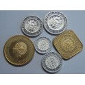 1992-1993 -1995-1996 - HOLANDA - CENTIMOS -GULDEN- HOLLAND ANTILLEN -