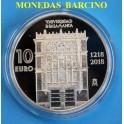 2018 - ESPAÑA -10 EUROS - UNIVERSIDAD DE SALAMANCA  - FELIPE VI