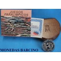 2000 - ESPAÑA - 1000 PESETAS - JUEGOS PARALIMPICOS - SILLA RUEDAS