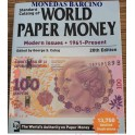 LIBRO - CATALOGO DE BILLETES DEL MUNDO - WORLD PAPER MONEY