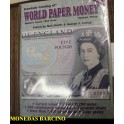 BILLETES DEL MUNDO-WORLD PAPEL-LIBRO - CATALOGO - BILLETES DEL MUNDO - WORLD PAPEL