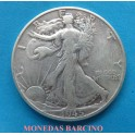 1945 - ESTADOS UNIDOS - USA  PHILADELFIA - 1/2 DOLLAR- LIBERTY