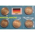 2007 ALEMANIA - 2 EUROS--MECKLERNBURG-VORPOMMERN