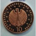2011 ALEMANIA - 10 EUROS - FUTBOL